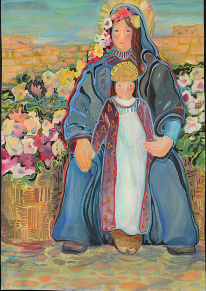 Mother & Child 10
