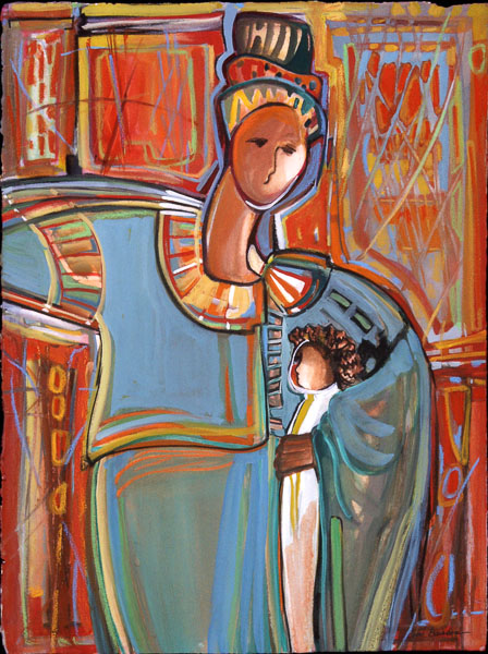 Mother & Child 5