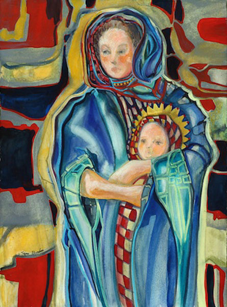 Mother & Child 8